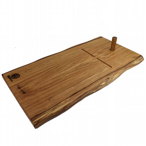Oak Chopping Board - Snitch Carving Board